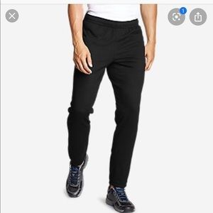 ❤️ Eddie Bauer black man joggers pants new M